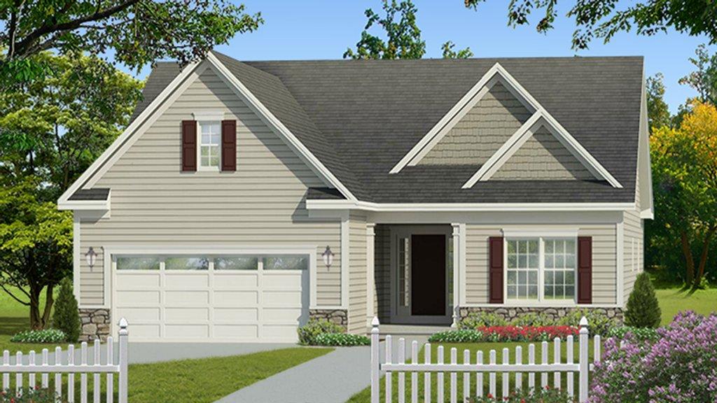Ranch Style House Plan  Baths  Sq Ft Plan   Floorplans Com
