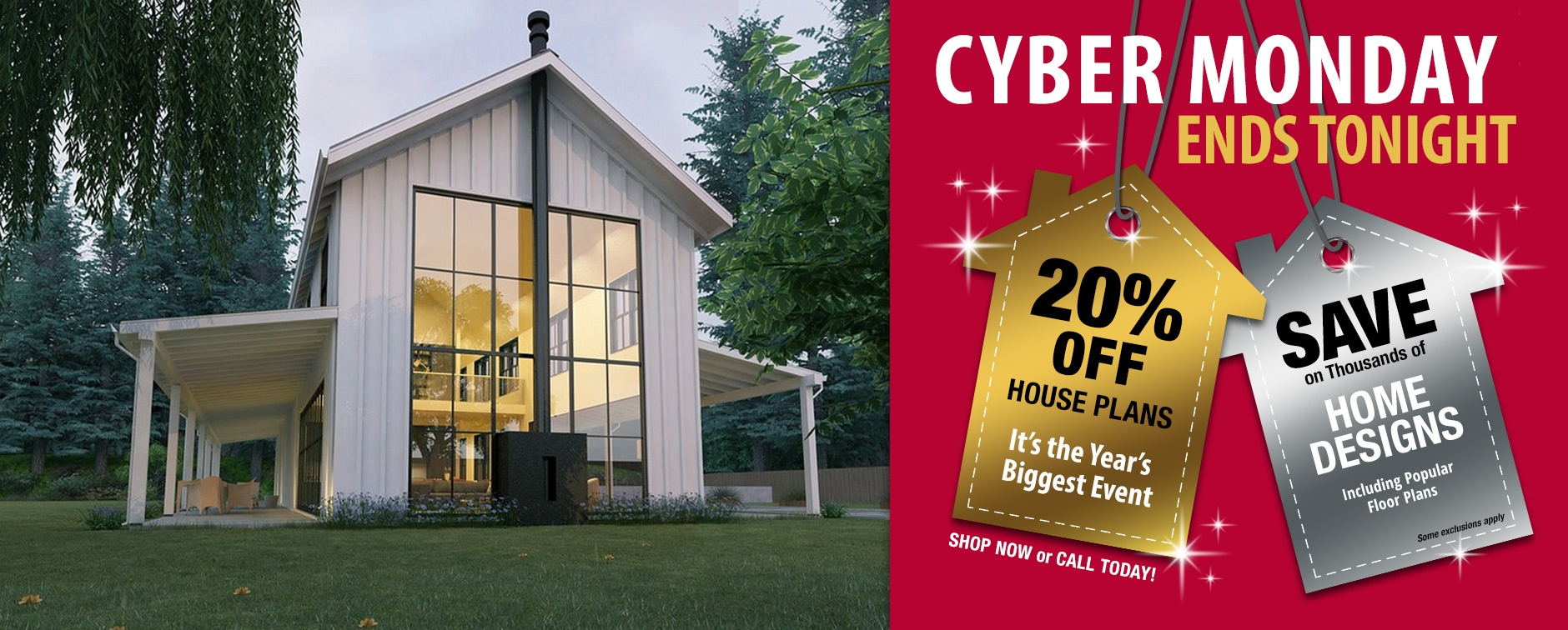 House Plan Sale 20% Off Layouts