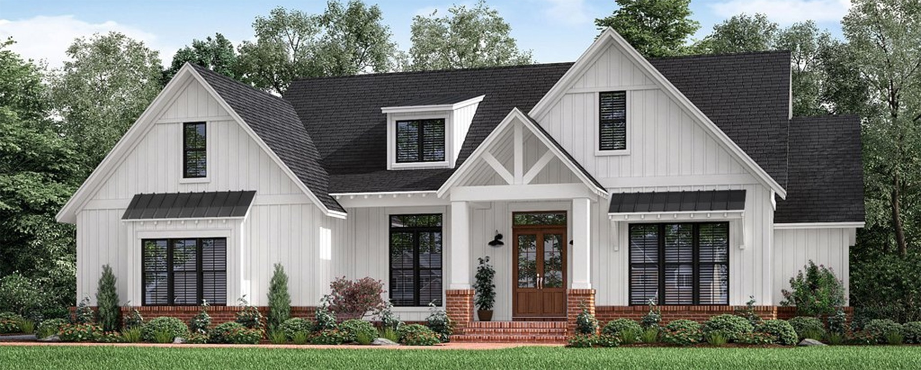Explore Craftsman House Plans