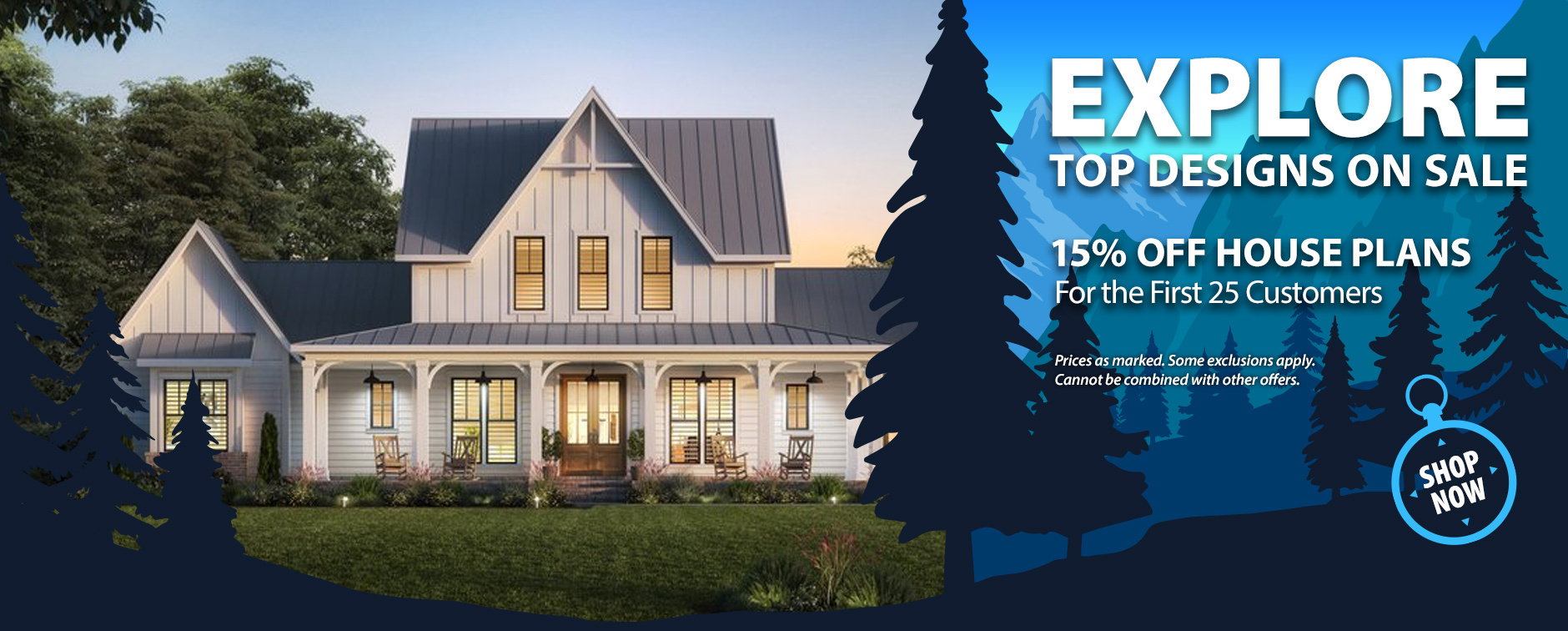 House Plan Sale 15% Off Layouts for the First 25 Customers