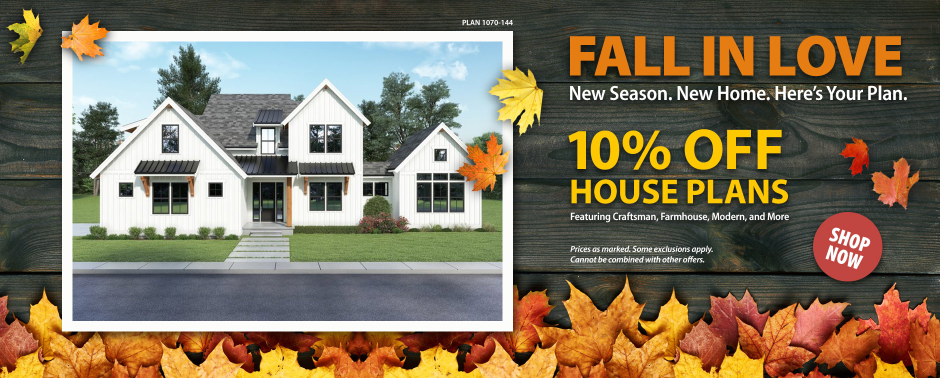 Home Plan Sale 10% Off House Plans