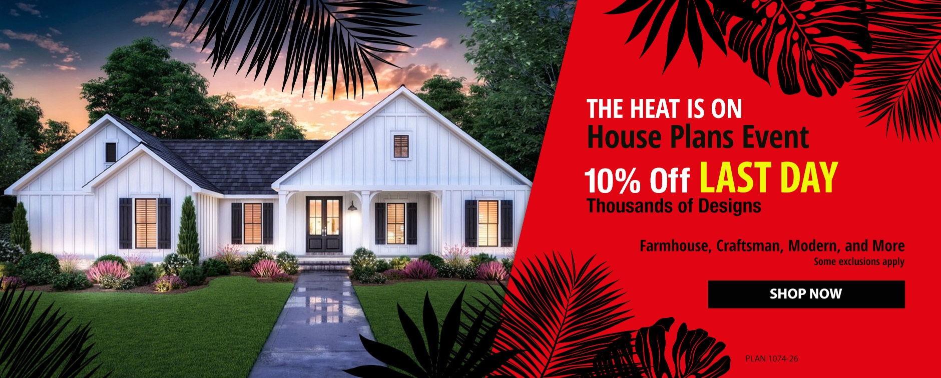 Dream House Plan Sale