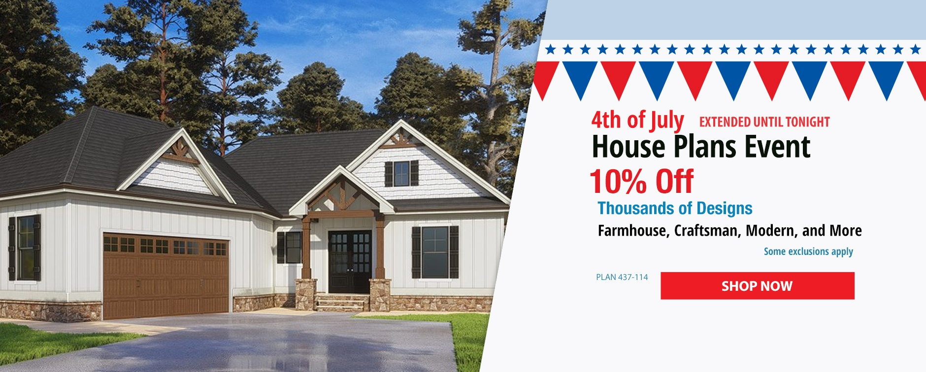 Builder House Plan Sale On Now