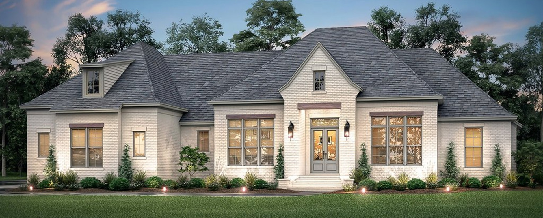 Browse Luxury House Plans