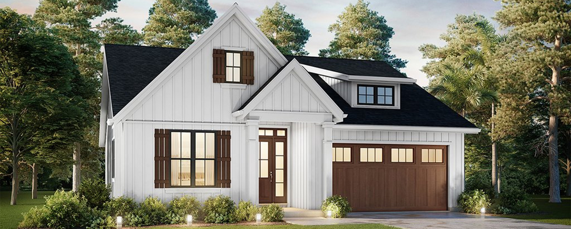 Browse Small House Plans and Simple Floor Plans