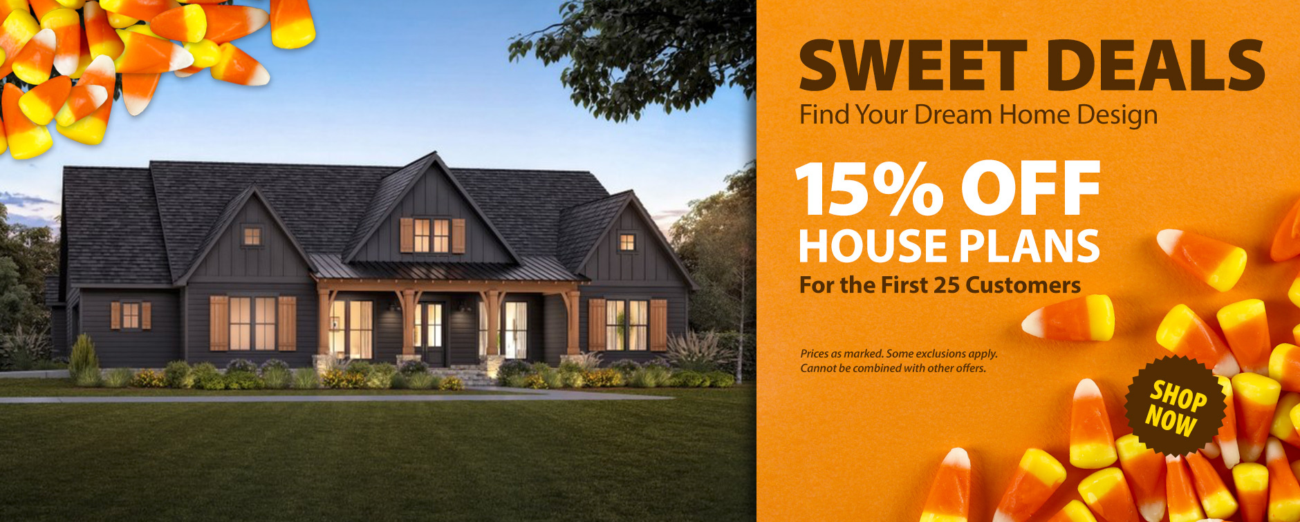 House Plans Sale 15% Off Layouts for the First 25 Customers