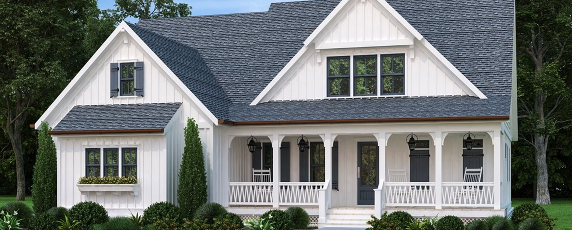 See the Hottest New House Plans