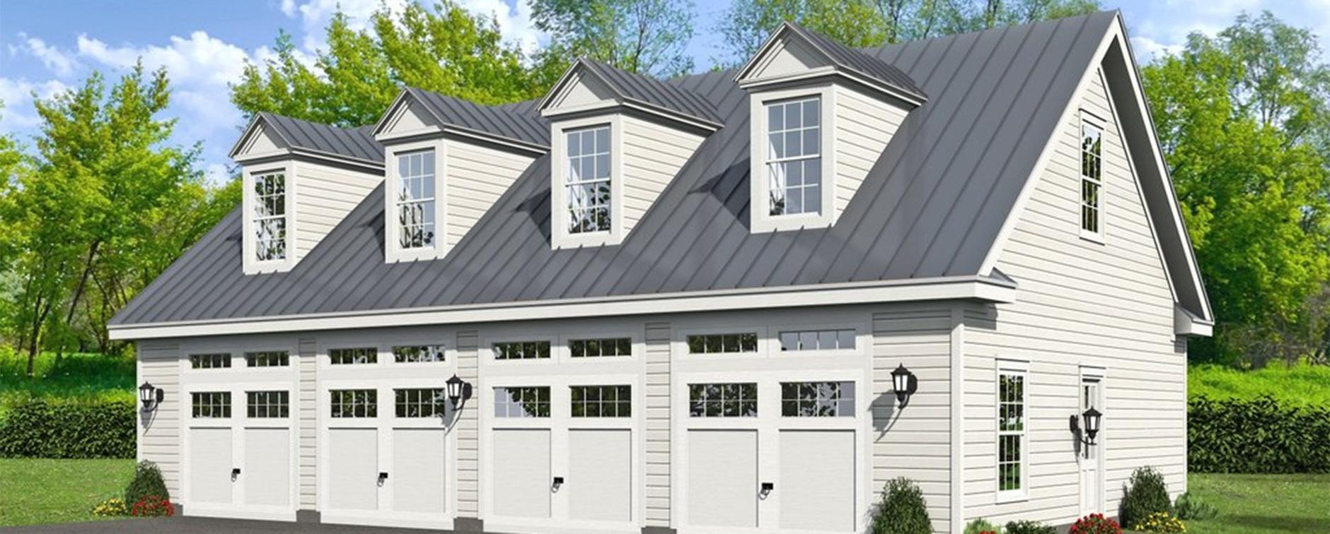 Take a Look at Garage Plans