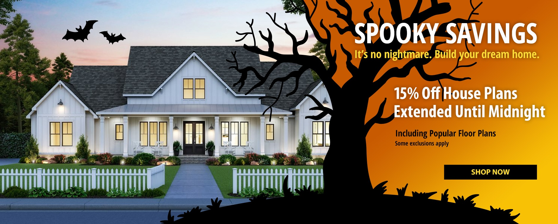 House Plan Sale 15% Off Extended Until Midnight