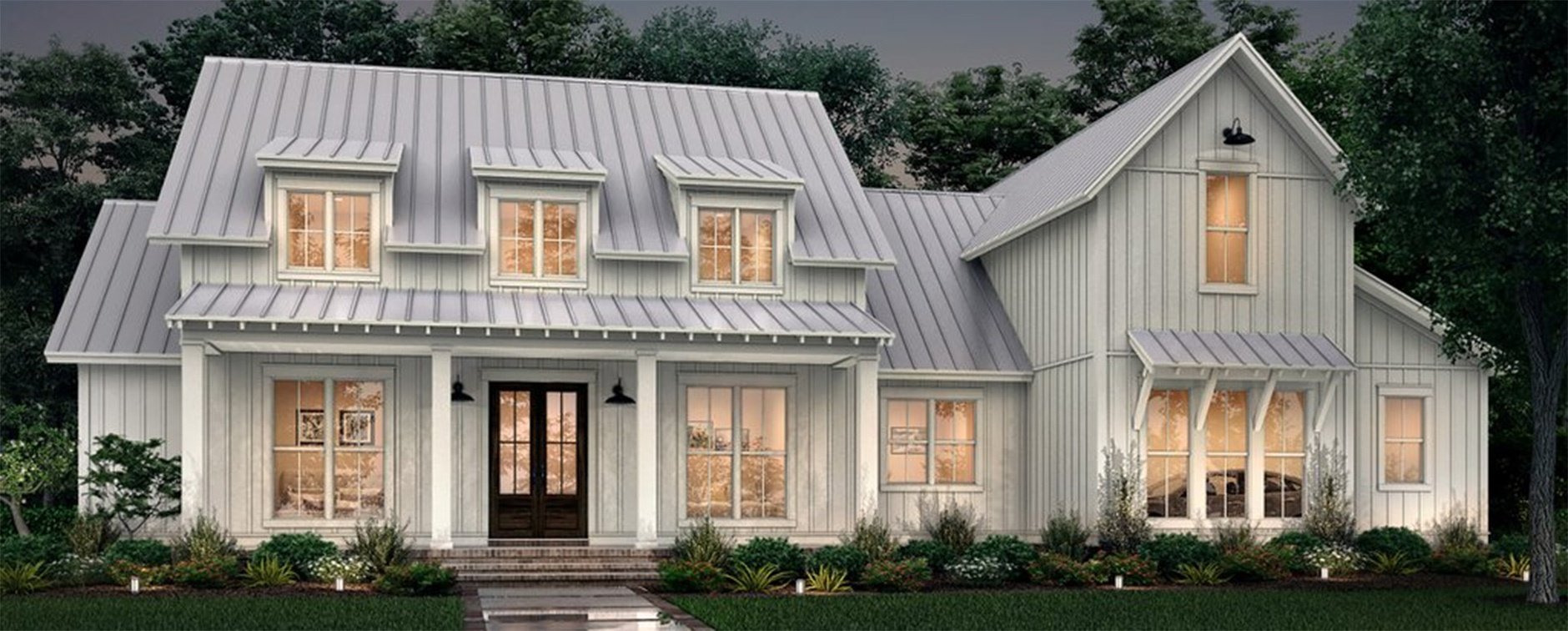 Explore 2 Story Farmhouse Plans