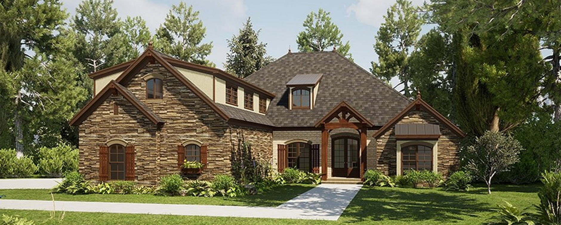 New Craftsman House Plan 923-168