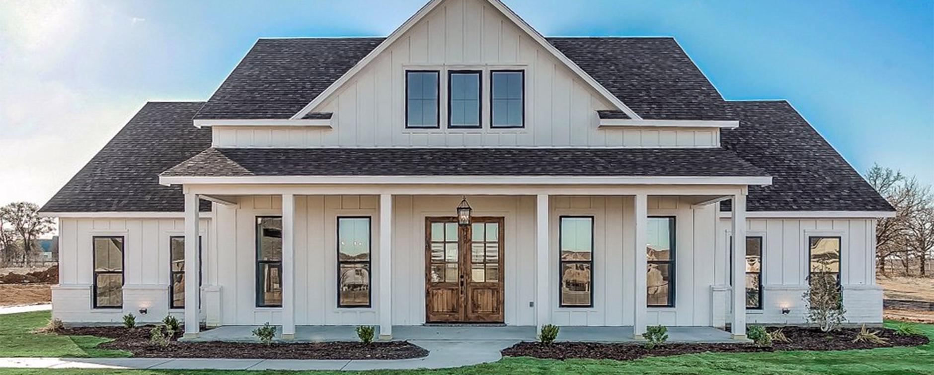 Browse Farmhouse Plans