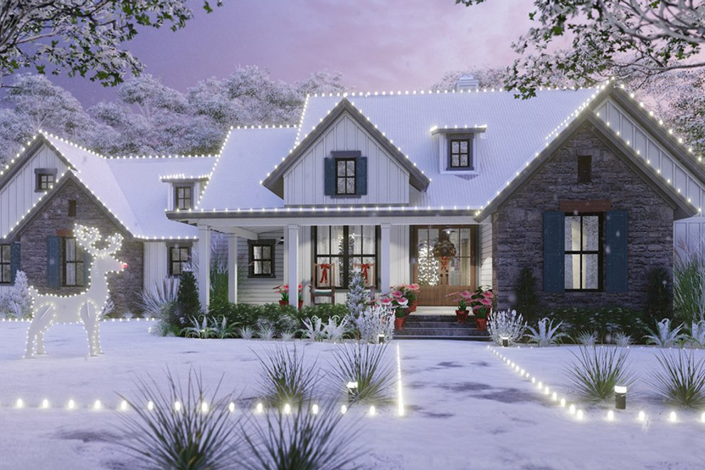 Holiday House Plans