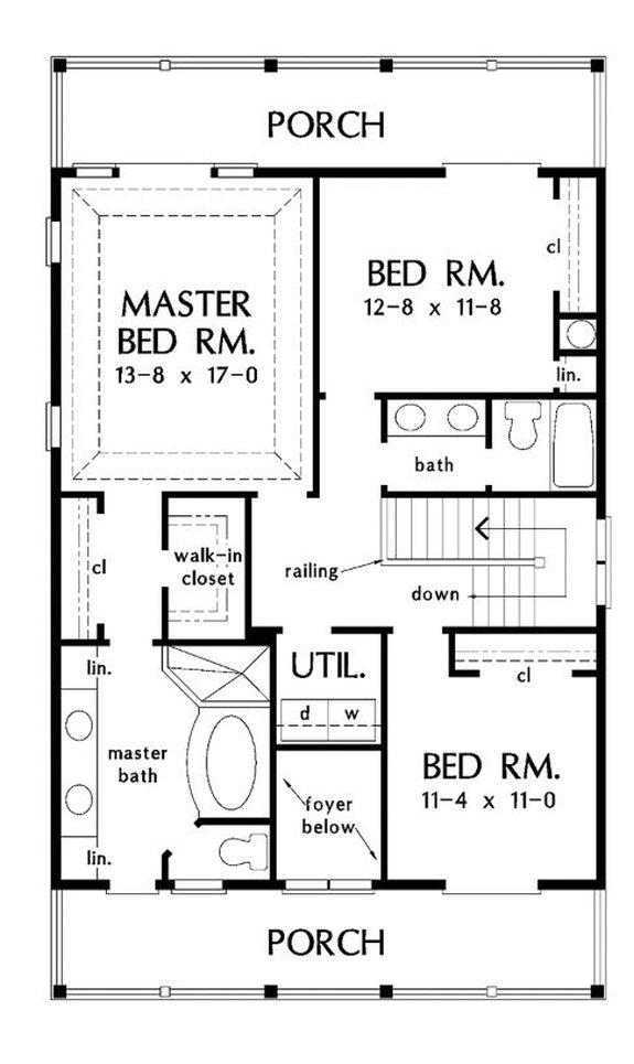 Dream House Plan - Build a Home on the Beach: Beach House Plans!