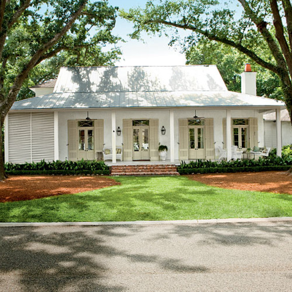 Curb Appeal Alert from Southern Living
