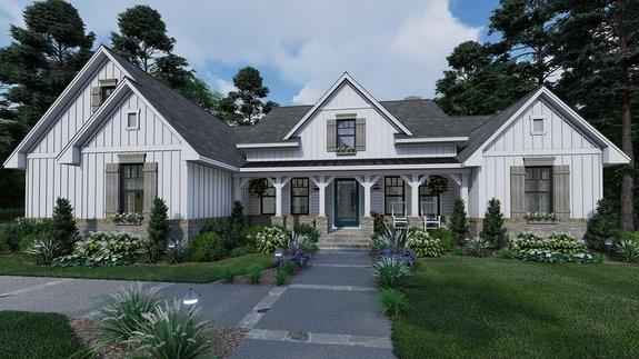 Hot Texas House Plans
