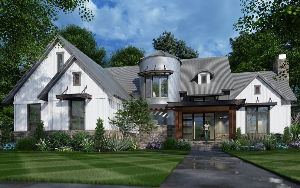 Barn Style House Plans: Chic Designs with a Rural Aesthetic