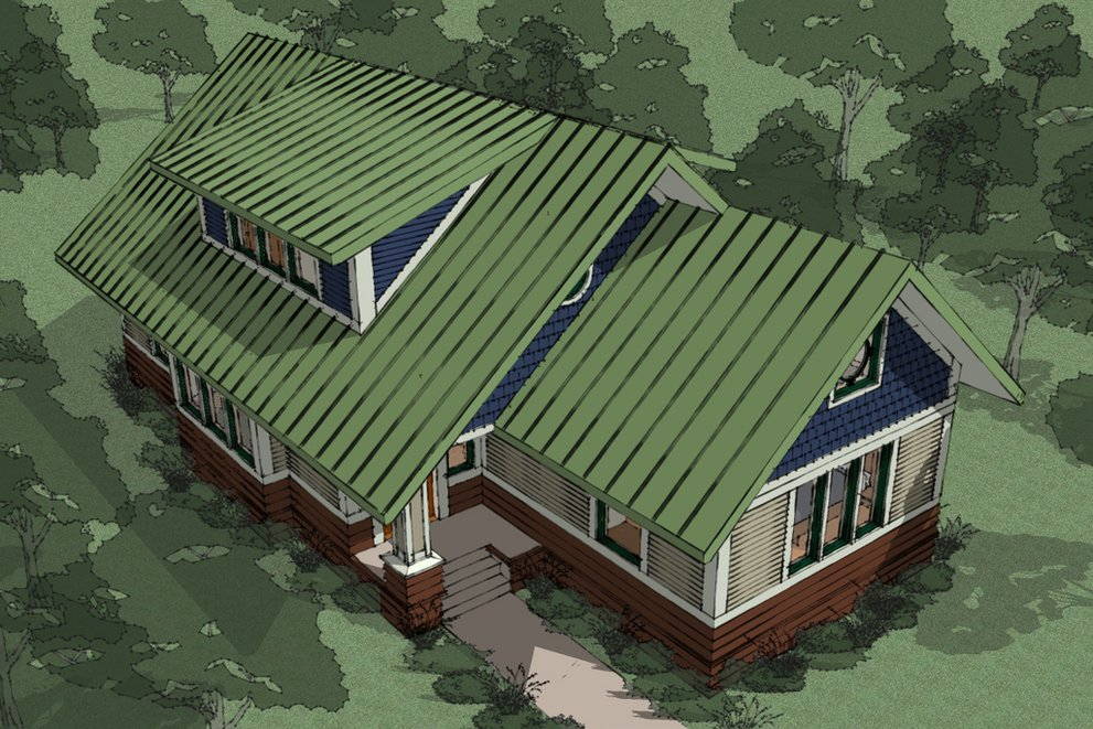 Energy-Efficient Kit Homes