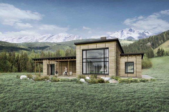 Six Key Elements for a Super Efficient House