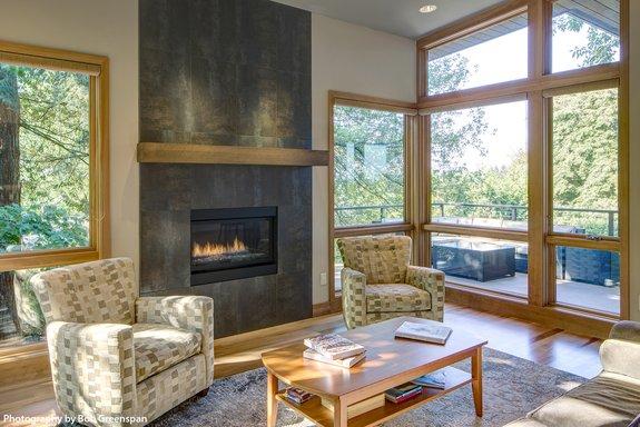 Modern Fireplace Trends