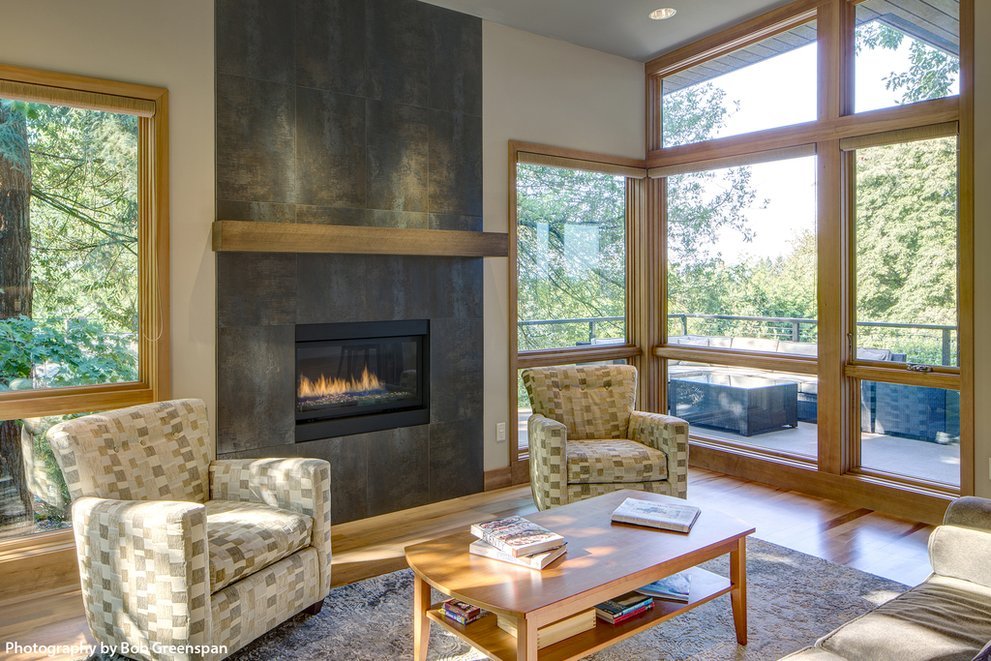 Modern Fireplace Trends
