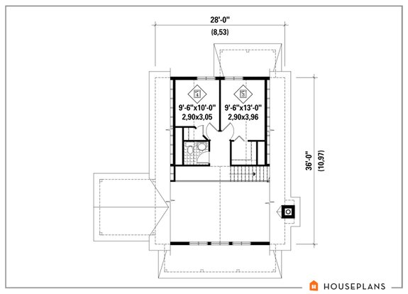 Rustic Vacation Homes: Simple & Small Cabin Plans