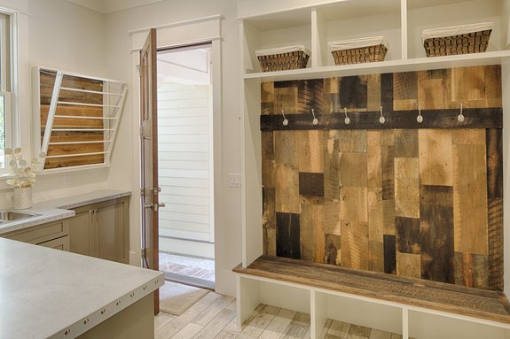 Clutter-Free: House Designs with Mudrooms & More