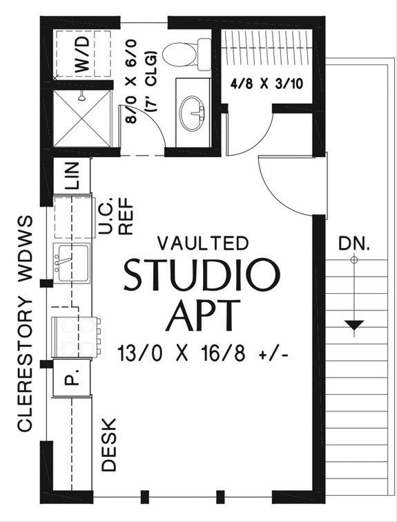Chic And Versatile Garage Apartment Plans Blog Eplans Com