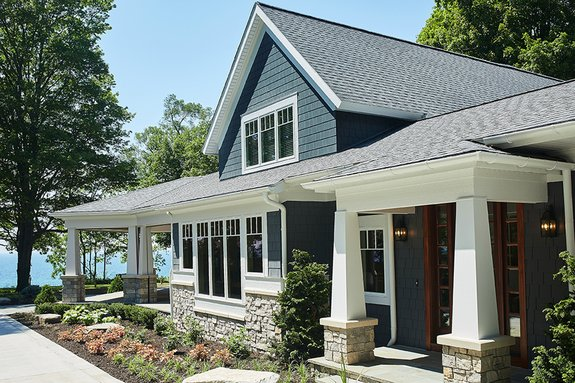 Fall Getaways: Lake House Floor Plans and More