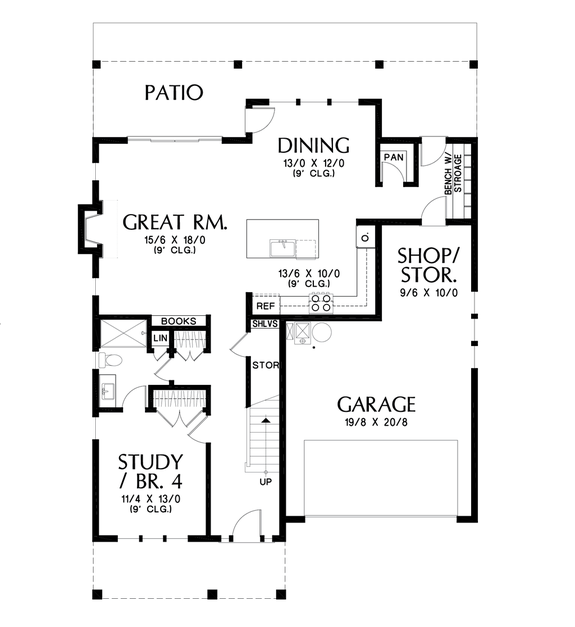 The 11 Best New House Designs with Open Floor Plans
