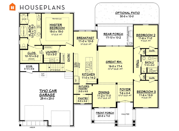 Our Most Beautiful House Plans (With Photos!)