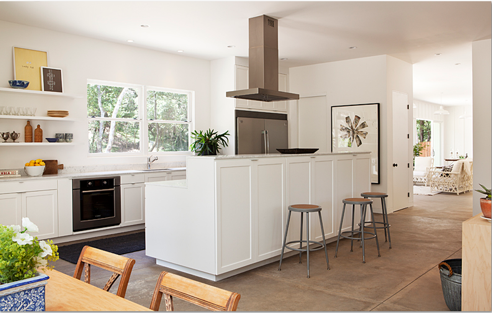 """Planning Your """"Kitchen Living Space"""""""