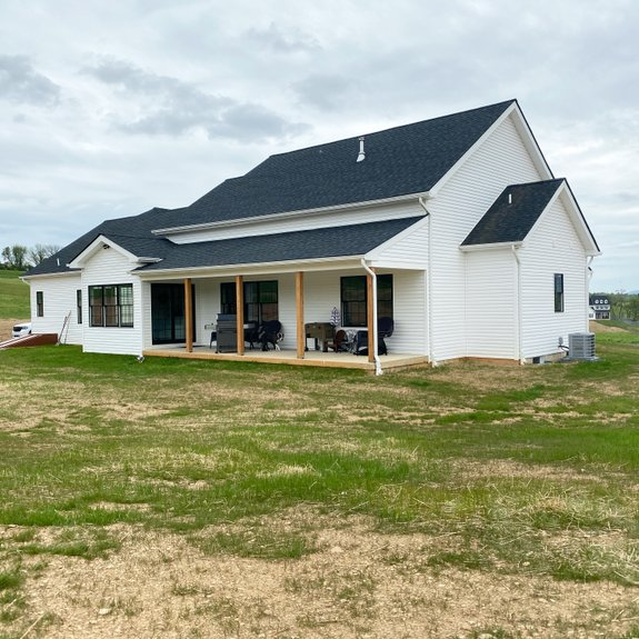 How I Built My Modern Farmhouse Plan in Pennsylvania