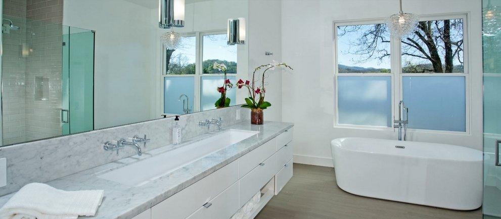More Spa-like Bathrooms