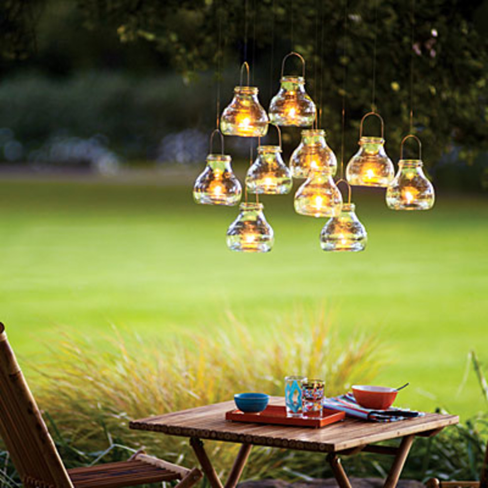 Portable Patio Lighting