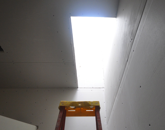 Skylights: Project Update 508-1