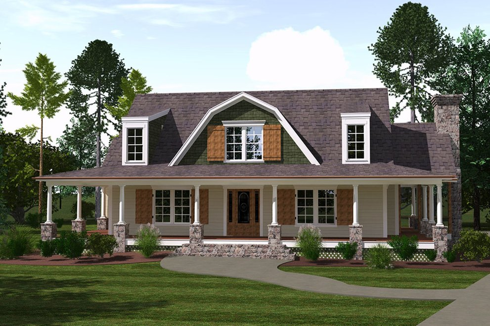 Barn House Plans: Chic Designs with a Rural Aesthetic