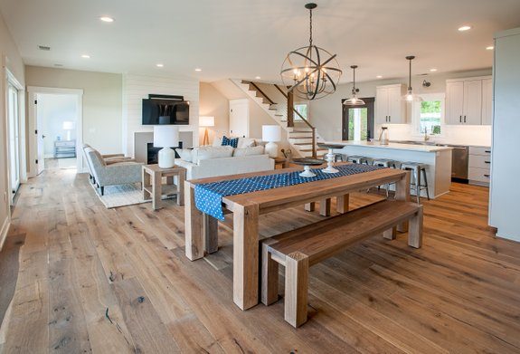 Plan Your Fixtures and Finishes