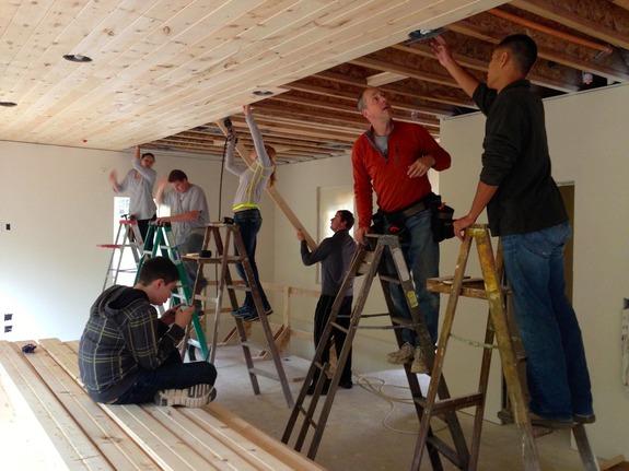 Newlywed Home Builders Update