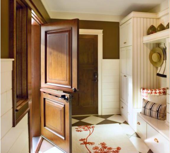 In Praise of Dutch Doors