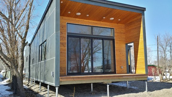 Shipping Container Homes?