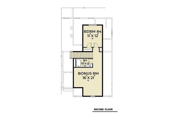House Plan Design - Beautiful Modern Farmhouse Plans