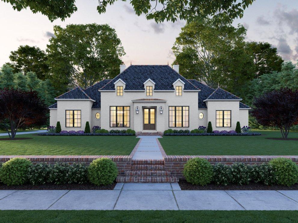 New Houses In Older Neighborhoods