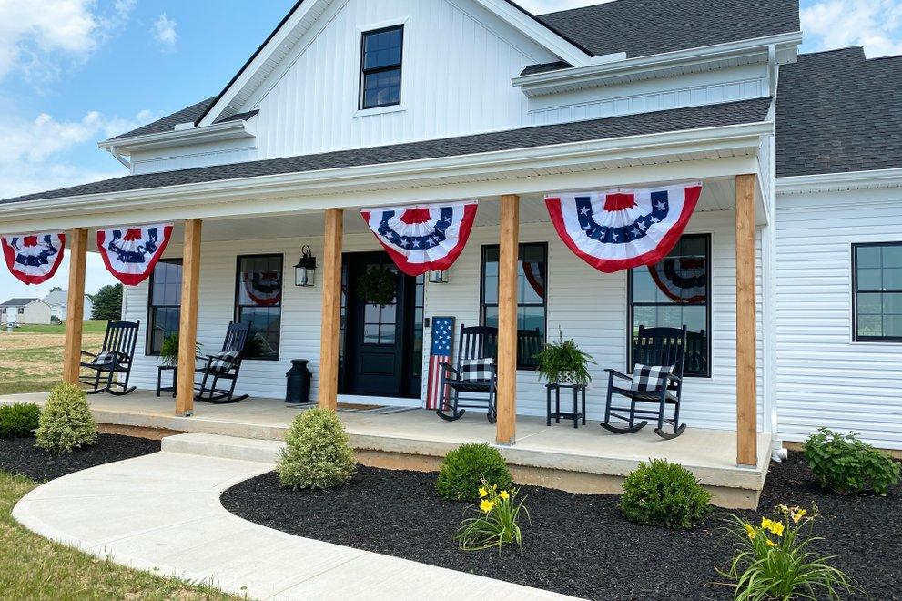 How I Built My Modern Farmhouse Plan in Pennsylvania