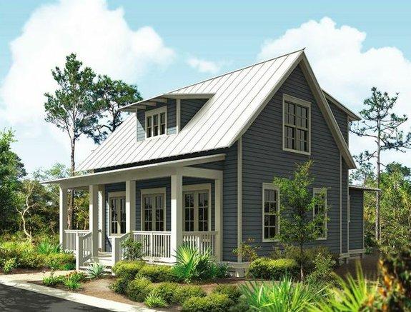 The Florida Cracker  -- A Rural House Type
