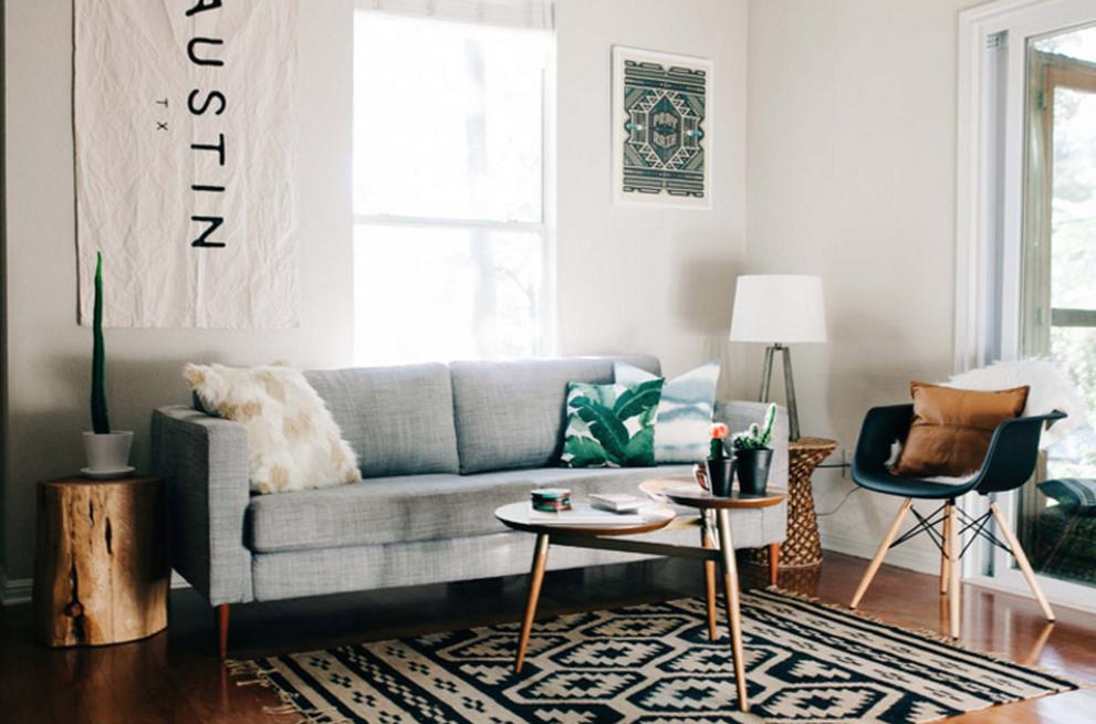 Organic Modern Home Style