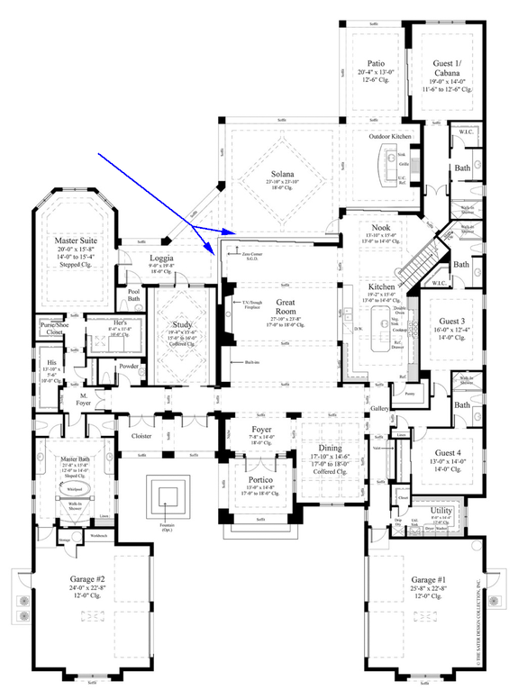 Home Plan Buyers: Learn How to Read a Floor Plan (Blueprint)