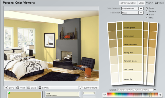 Help With Interior Paint Colors