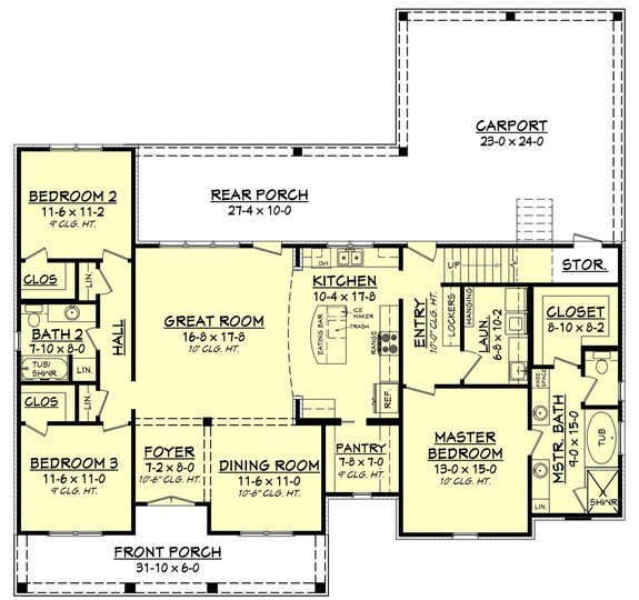 Elegant and Functional: Luxury House Plans