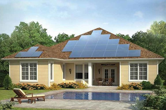 Cool Energy Conserving House Plans
